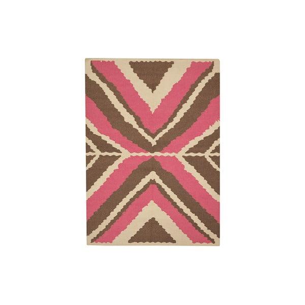 Ručne tkaný koberec Kilim JP 11, 150x240 cm