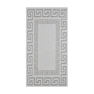 Odolný bavlnený koberec Vitaus Versace Beig, 60 × 90 cm