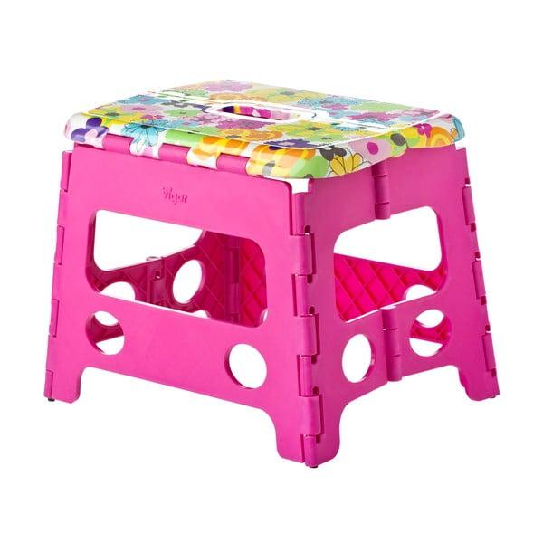 Skladacia stolička Vigar Pink Side