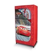 Červená šatníková skriňa Domopak Living Cars, dĺžka 145 cm