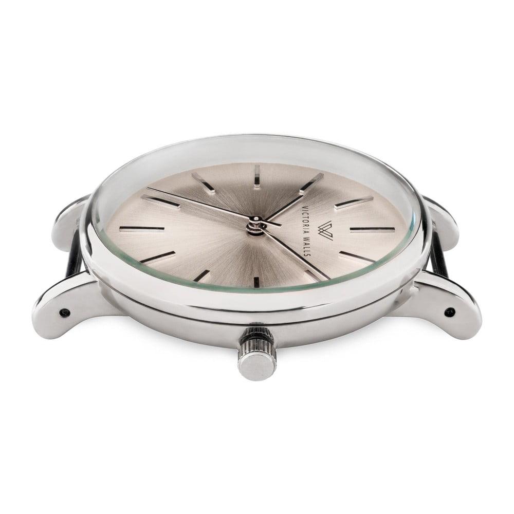 d798a1bbd Dámske hodinky s remienkom z chirurgickej ocele Victoria Walls Terra ...