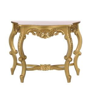Odkladací stolík Golden Wood