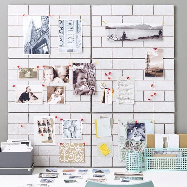Nástenka Design Ideas Brick Wall