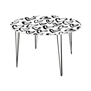 Jedálenský stôl All My Hearts, 120 cm