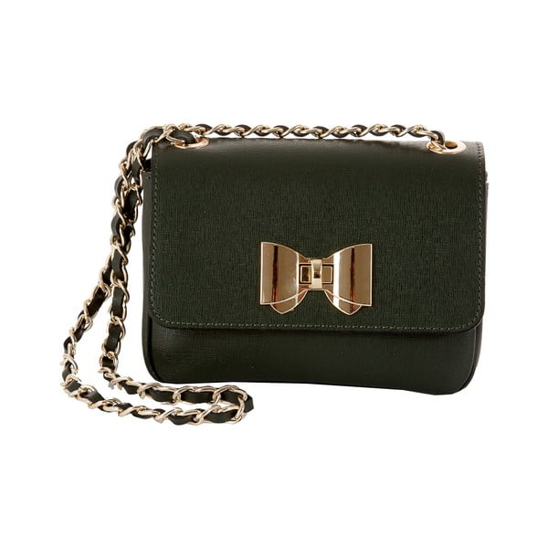 Kožená kabelka Andrea Cardone 2020 Green