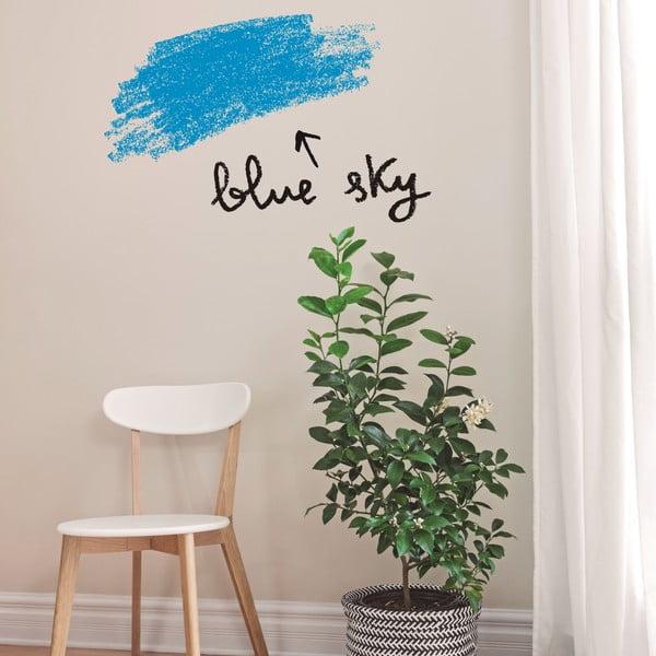 Samolepka Blue Sky, 41x57 cm