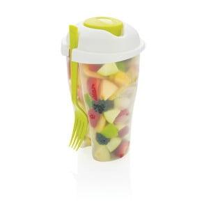 Dóza na šalát s vidličkou XD Design Salad2Go