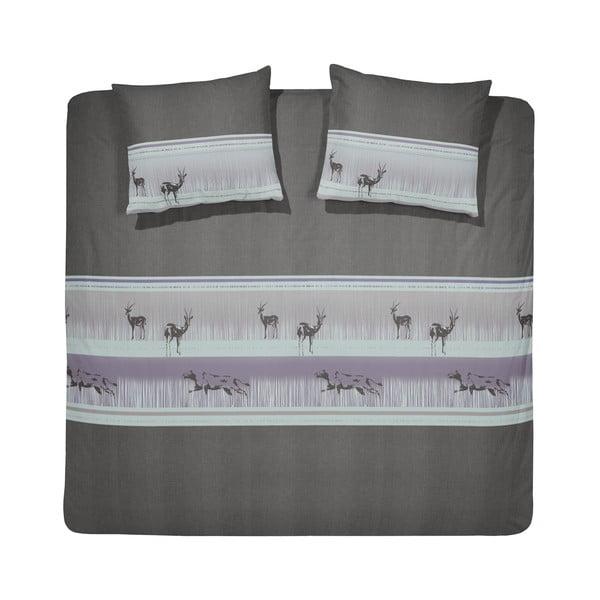 Obliečky Gaselli Grey, 200x200 cm