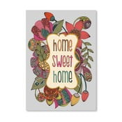 Autorský plagát Home Sweet Home od Valentiny Ramos