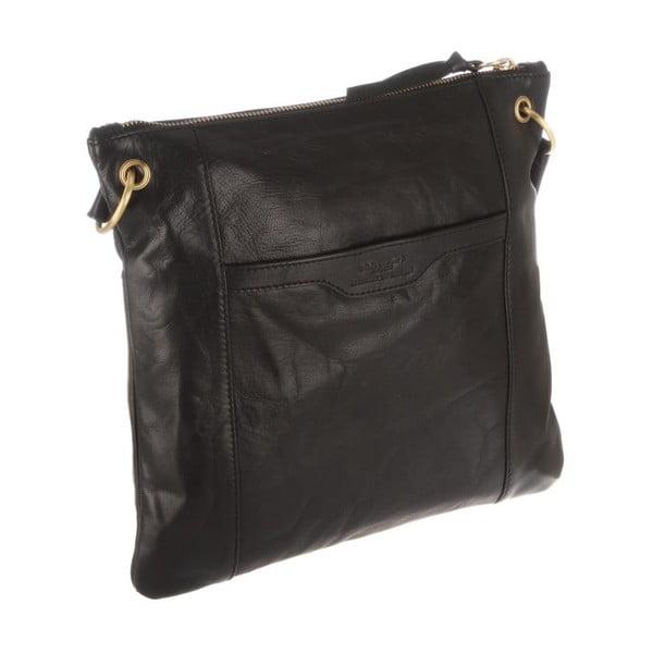 Kožená taška Odella Antique Black