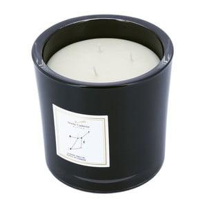 Vonná sviečka v čiernom skle s vôňou santalu Stella Cadente Rak