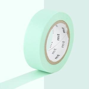 Svetlozelená washi páska MT Masking Tape Uni