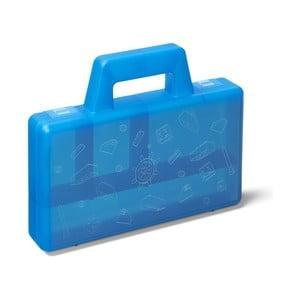 Modrý úložný box LEGO® To Go