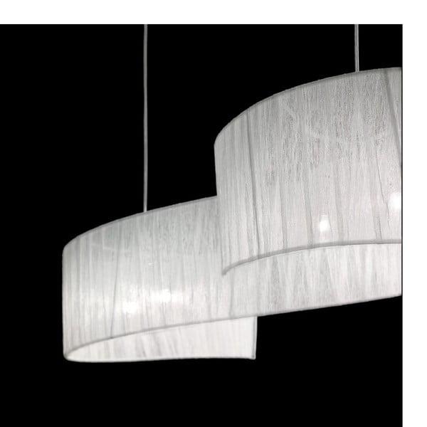 Závesné svietidlo Evergreen Lights Curve Chrome