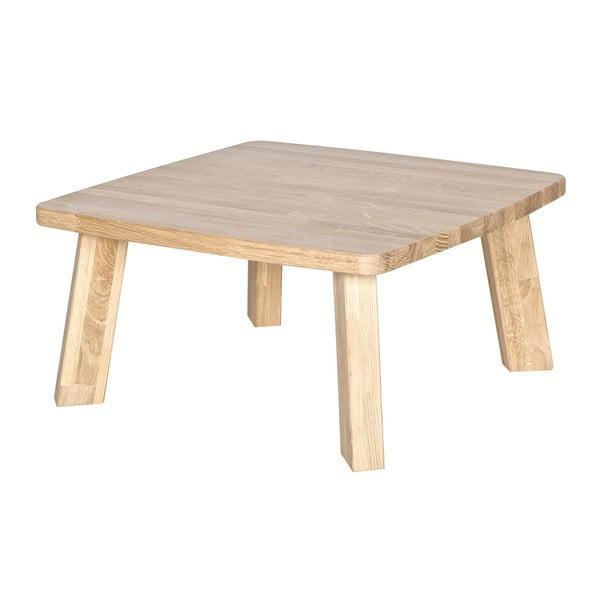 Konferenčný stolík z dubového dreva De Eekhoorn Tonda, dĺžka 60cm