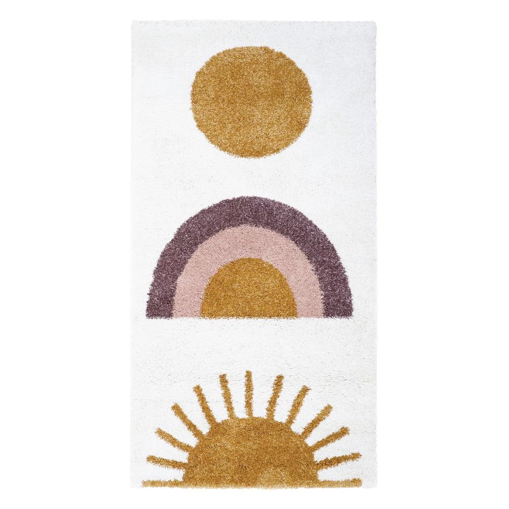 Detský koberec Nattiot Sunshine, 80 x 150 cm