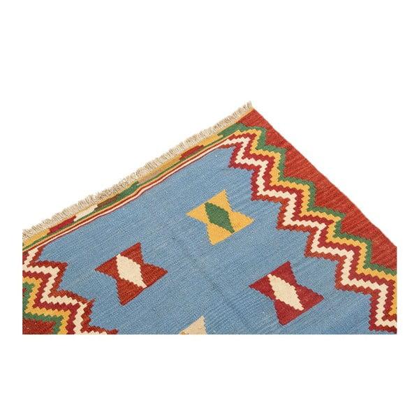 Ručne tkaný koberec Kilim 6, 147x102 cm