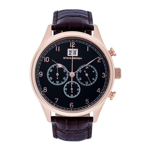 Pánske hodinky Bergviken II Brown