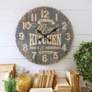 Nástenné hodiny Orchidea Mom Kitchen