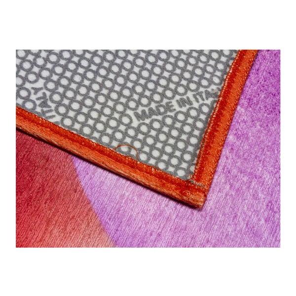 Vysokoodolný kuchynský koberec Macarons, 60x220 cm