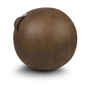 Hnedá lopta na sedenie VLUV, 65cm