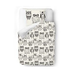 Obliečky Owls Session, 140x200 cm