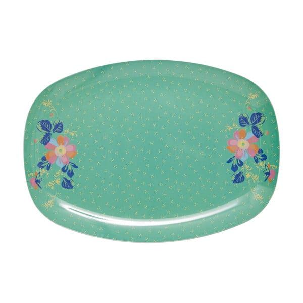 Servírovací tanier Green Dot