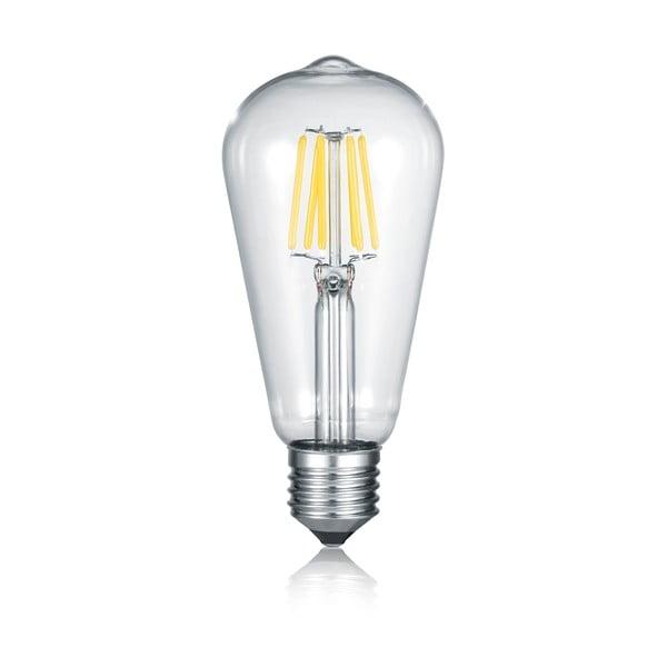 LED žiarovka Fancy E27, 6,0 W