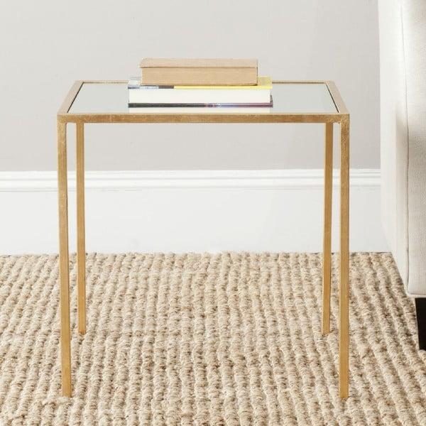 Kávový stolík Kiley Gold