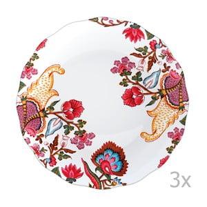 Sada 3 tanierikov Toile