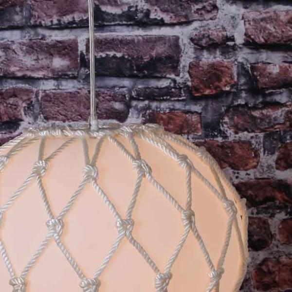 Závesná lampa Gordian