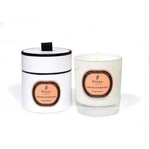 Sviečka s vôňou pomarančových kvetov Parks Candles London Aromatherapy, 45hodín horenia