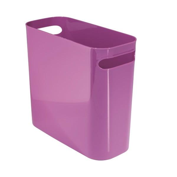 Úložný kôš Una Purple, 27x12 cm