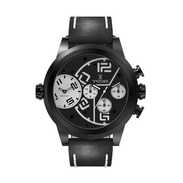 Pánske hodinky Chip 1958, Black/Black
