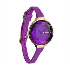 Dámske fialové hodinky Rumbatime Orchard Gem Amethyst