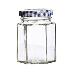 Hranatá nádoba na zaváranie Kilner, 110 ml