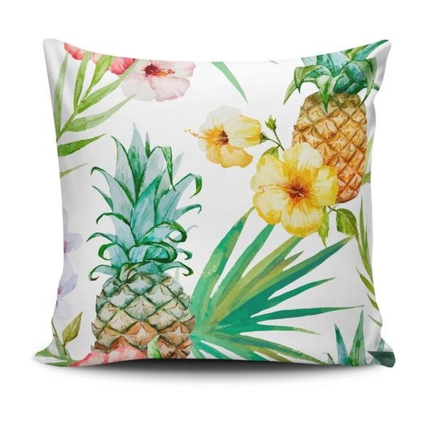 Vankúš s prímesou bavlny Cushion Love Tropico, 45 × 45 cm