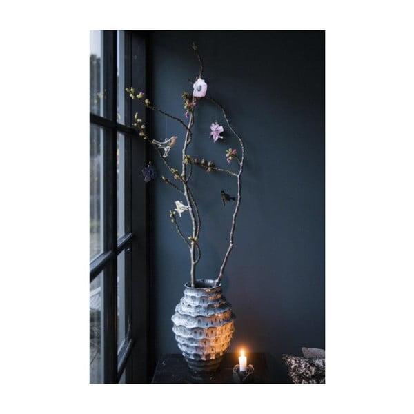 Kovová dekorácia v tvare kvetiny A Simple Mess Oletta
