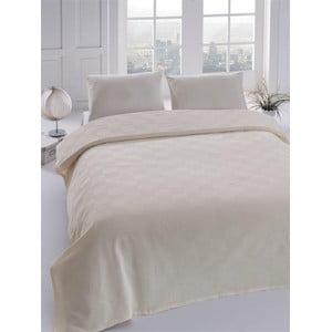 Ľahká prikrývka na posteľ Pique 268,200x235cm
