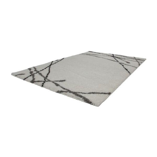 Koberec Edge 228 White, 160x230 cm