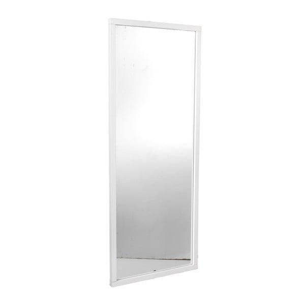 Biele dubové zrkadlo Folke Gefjun