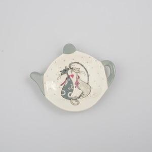 Keramická podložka pod hrnček Dakls Cats