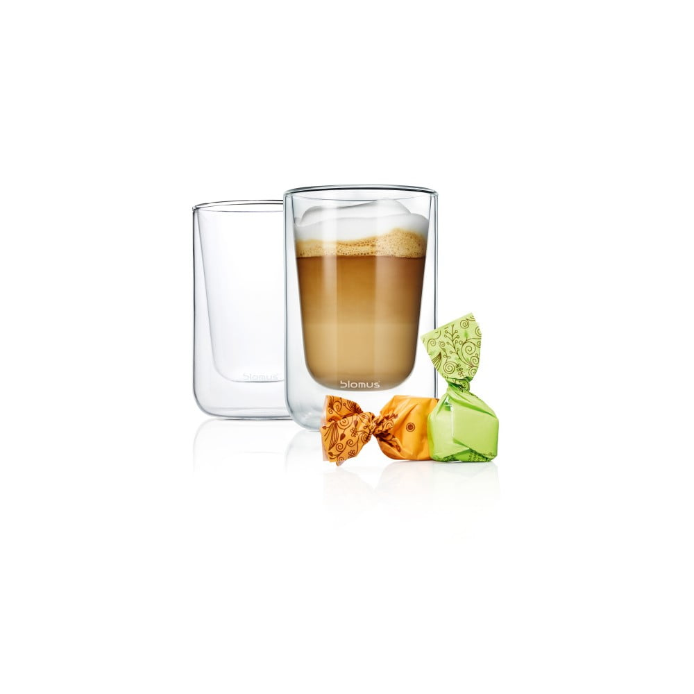 Set pohárov Blomus Cappuccino, 2ks