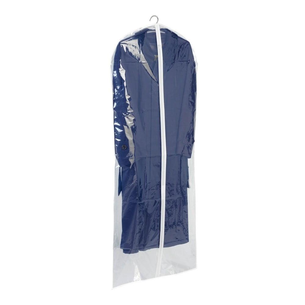 Priehľadný obal na oblek Wenko Transparent, 150 × 60 cm