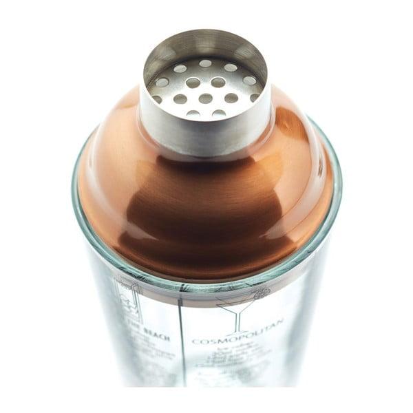 Šejker Kitchen Craft Bar Craft Copper, 700 ml