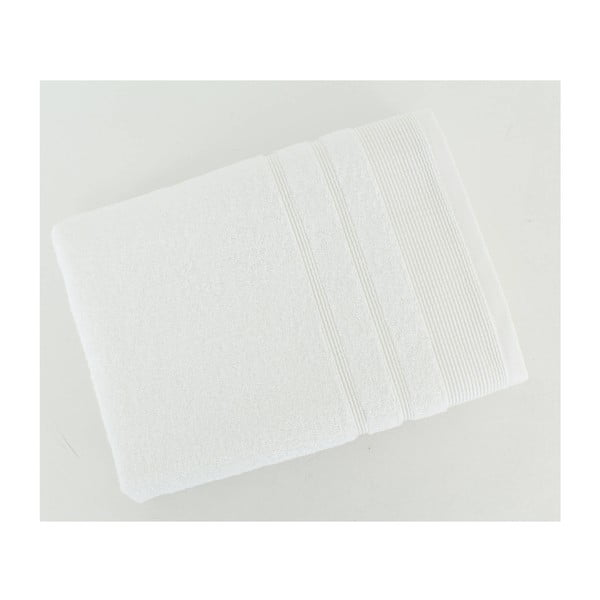 Osuška Dost White, 76x142 cm