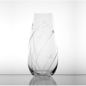 Ateliér Žampach, váza Ľan, 30.5 cm