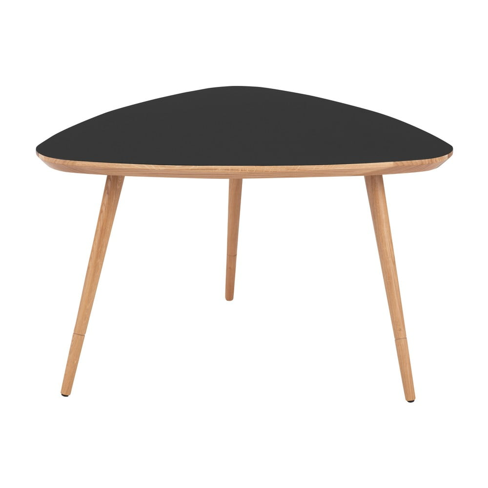Odkladací stolík z borovicového dreva Mazzini Sofas Lotier Triangle