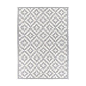Svetlosivý obojstranný koberec Narma Viki Silver, 200 x 300 cm