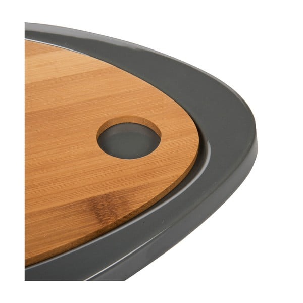 Servírovací tanier Tagliere In Bamboo Grey